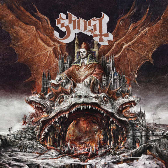 Ghost Prequelle Deluxe LP 2018