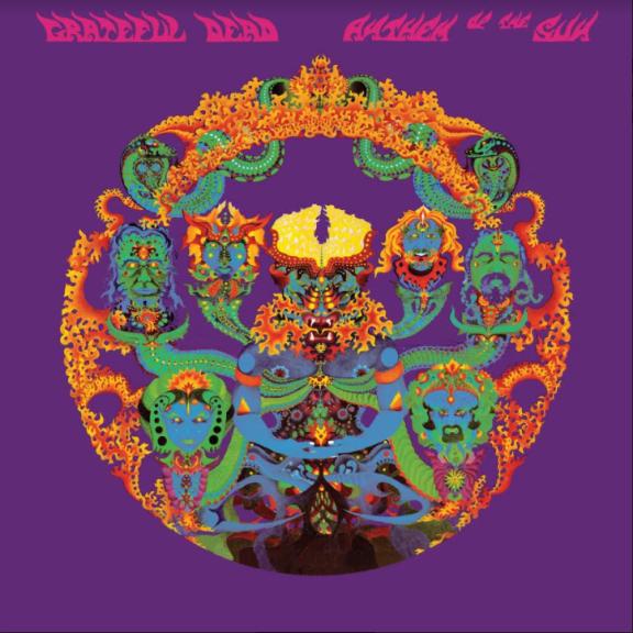 Grateful Dead Anthem Of The Sun LP 2018
