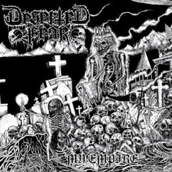 Deserted Fear My Empire LP 2018