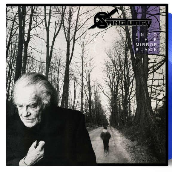 Sanctuary  In To The Mirror Black  LP 2018