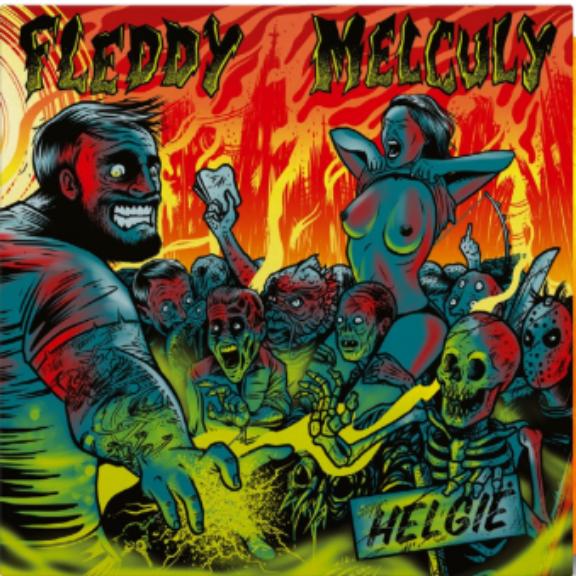 Fleddy Melculy Helgië LP 2018