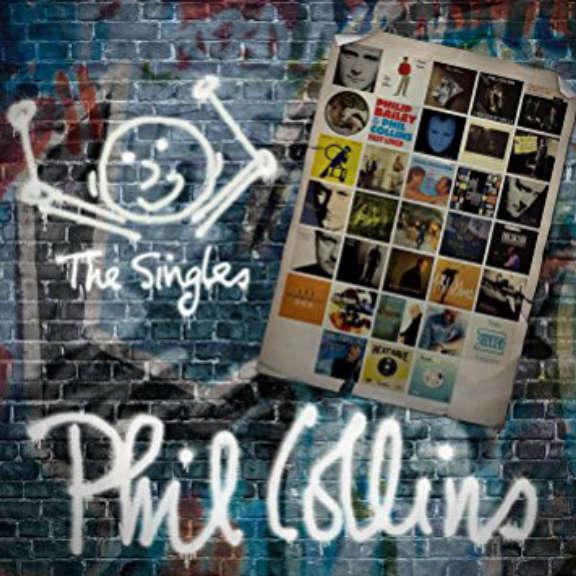 Phill Collins Singles LP 2018