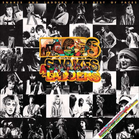 Faces  Snakes And Ladders LP 2018