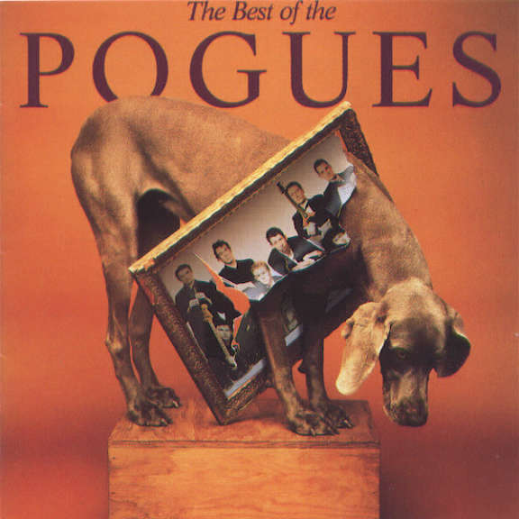 Pogues The Best Of Pogues LP 2018