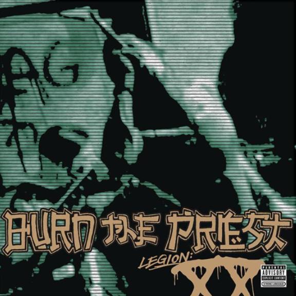 Burn The Priest Legion:Xx LP 2018
