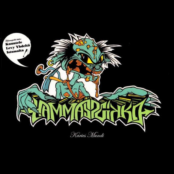 Hammaspeikko Karies Mundi LP 2018