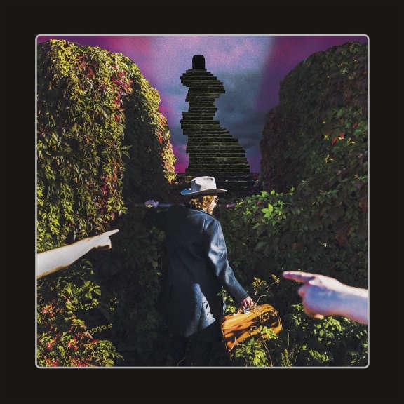 Hän Harhakuvitusmaailmassa (purple) LP 2018