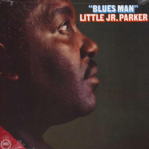Little Jr. Parker Blues Man LP 0