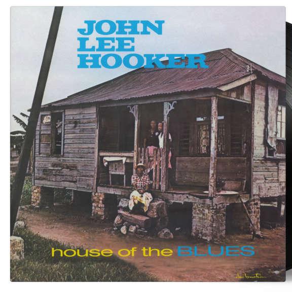 John Lee Hooker House Of The Blues  LP 2018