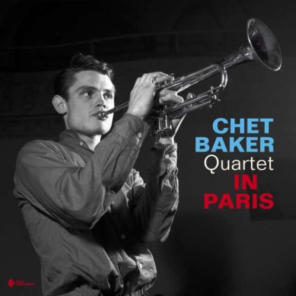 Chet Baker  Quartet In Paris LP 2018