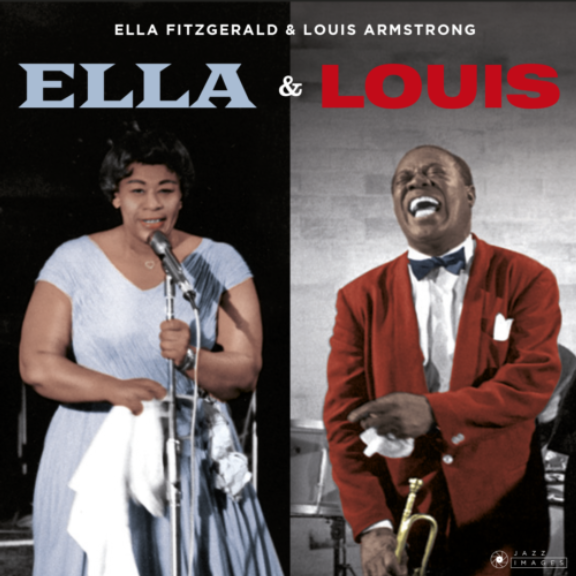Ella Fitzgerald & Louis Armstrong Ella And Louis LP 2018