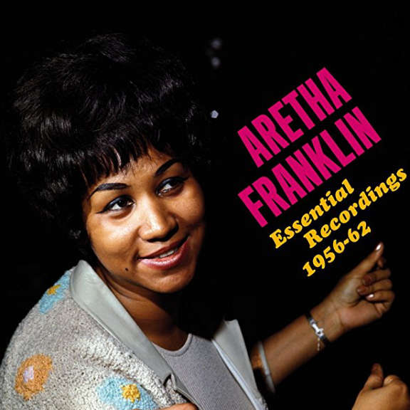 Aretha Franklin The Early Hits LP 2018