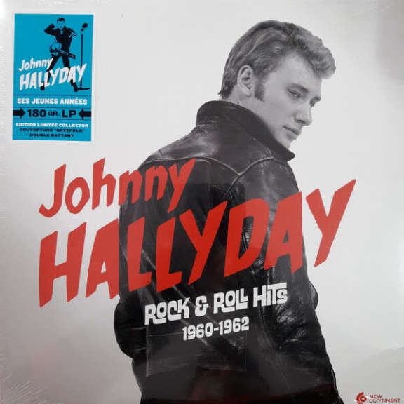 Johnny Hallyday  Rock & Roll Hits 1960-1962 LP 2018