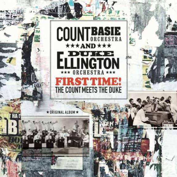 Duke Ellington & Count Basie  First Time! The Count Meets The Duke LP 2018