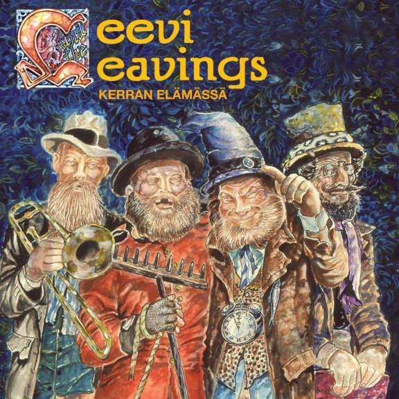 Leevi and the leavings Kerran elämässä (mustard) LP 2018
