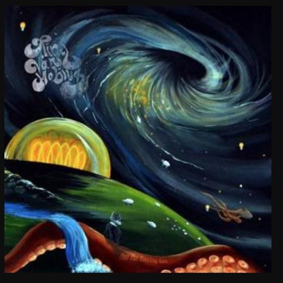 Ring Van Möbius Past the Evening Sun  ( Coloured ) LP 2018