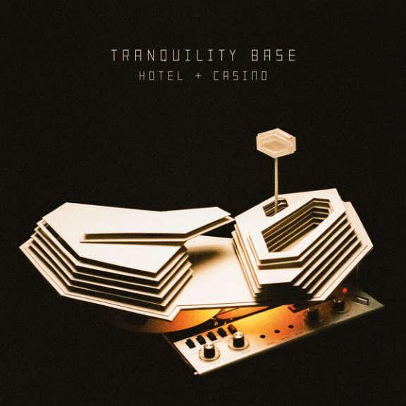 Arctic Monkeys Tranquility Base Hotel + Casino LP 2018