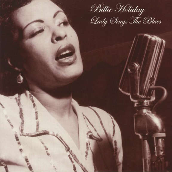 Billie Holiday Lady Sings The Blues LP 2018