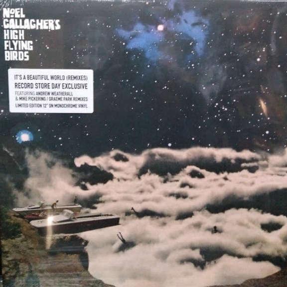 Noel Gallagher's High Flying Birds It's A Beautiful World (Remixes) LP 2018