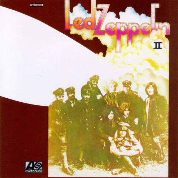 Led Zeppelin II  LP 2018