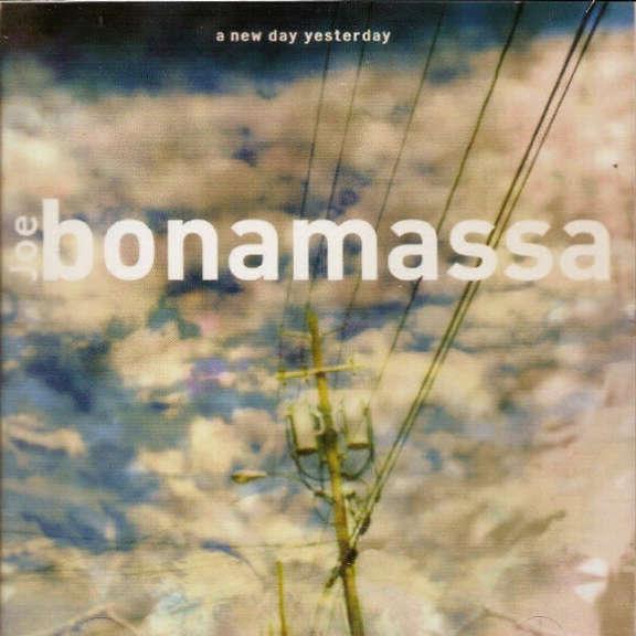 Joe Bonamassa A New Day Yesterday LP 2012