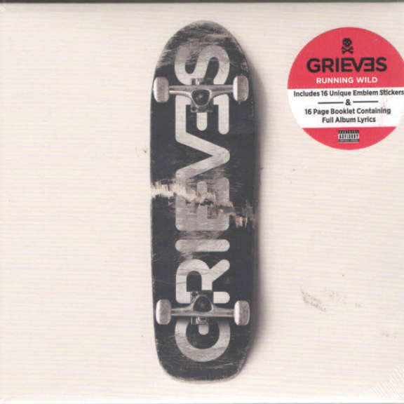 Grieves Running Wild (white vinyls) LP 2017