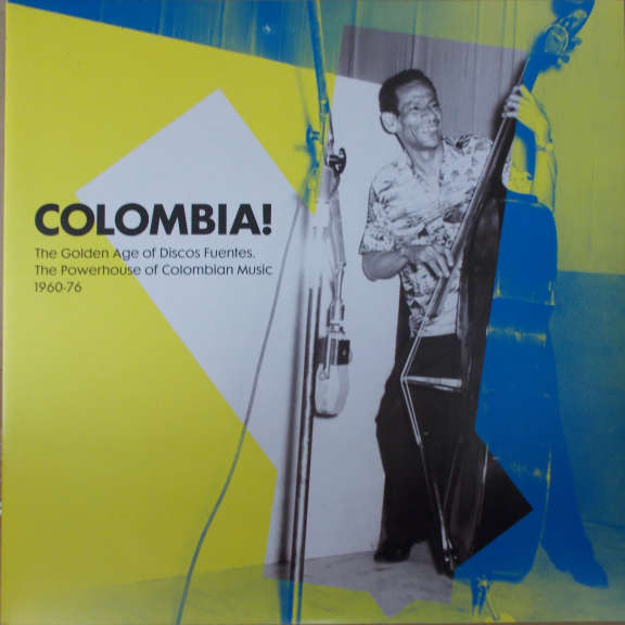 Various Colombia! LP 2007