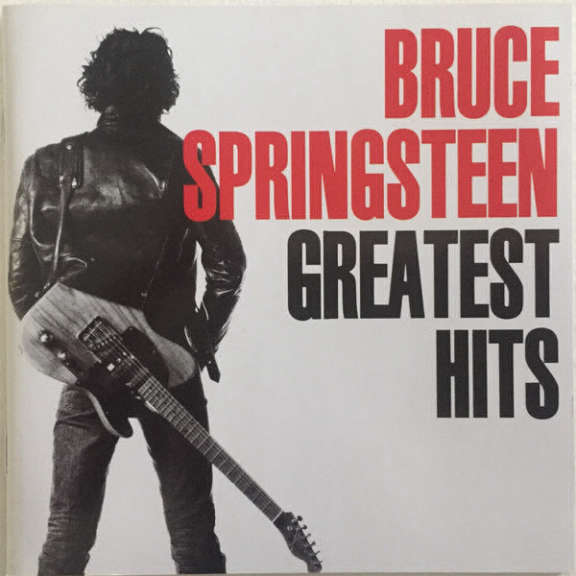 Bruce Springsteen Greatest Hits LP 2018