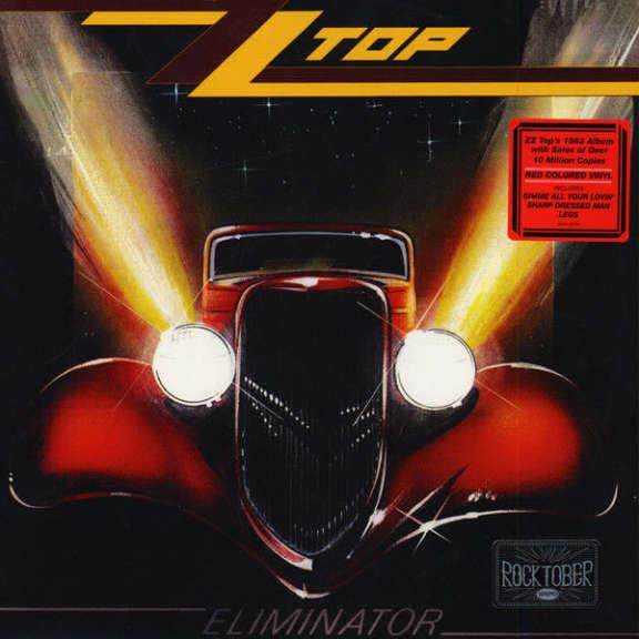 ZZ top Eliminator LP 0