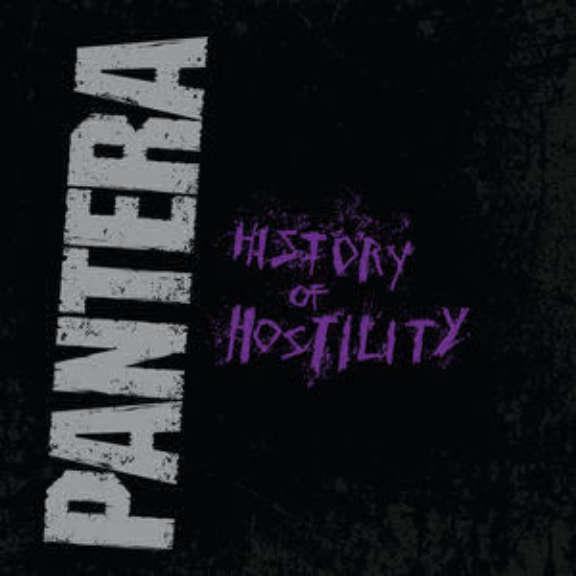 Pantera History Of Hostility LP 0
