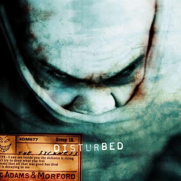 Disturbed The Sickness LP 0