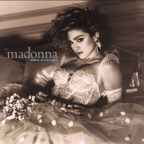 Madonna Like A Virgin LP 2018