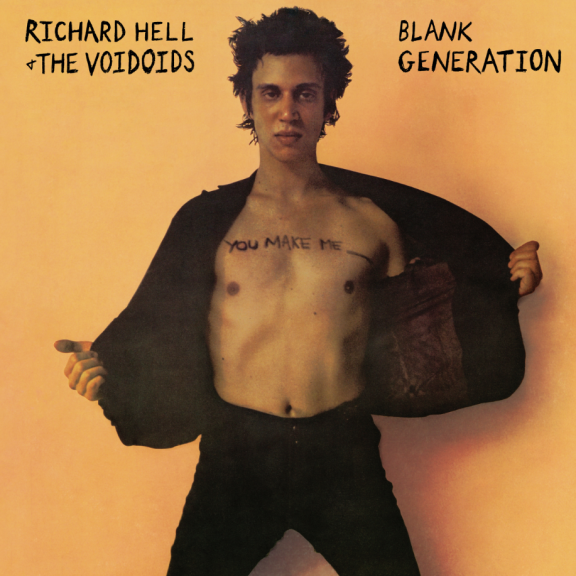 Richard Hell & The Voidoids Blank Generation LP 2018