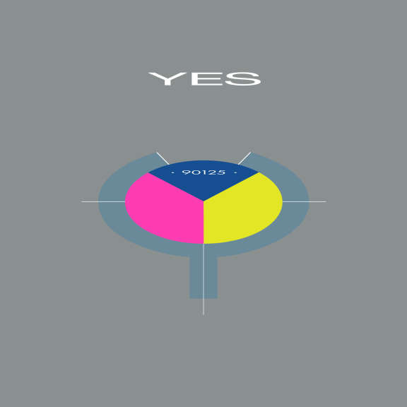 Yes 90125 LP 2018