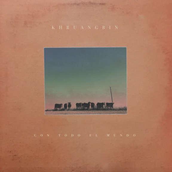 Khruangbin Con Todo El Mundo LP 2018