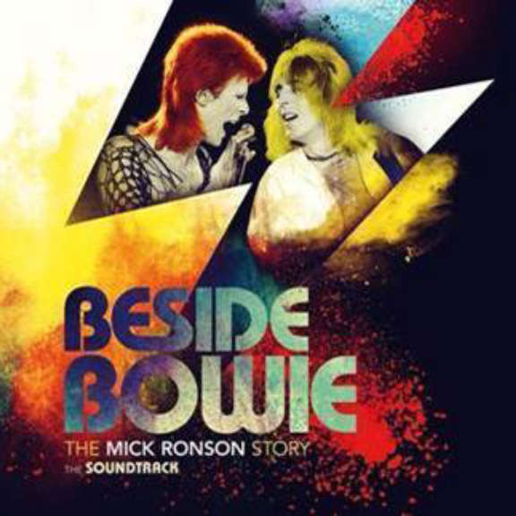 Various Beside Bowie: The Mick Ronson Story (The Soundtrack) LP 2018