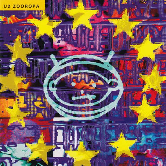 U2 Zooropa LP 2018