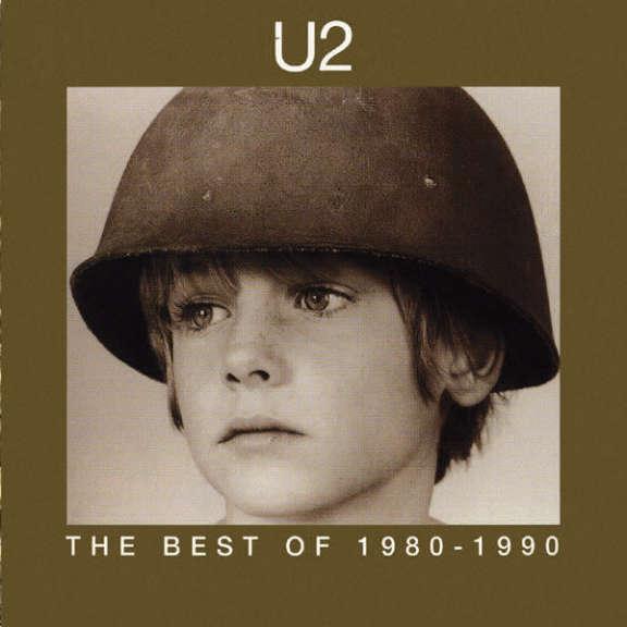 U2 The Best Of 1980-1990 LP 2018