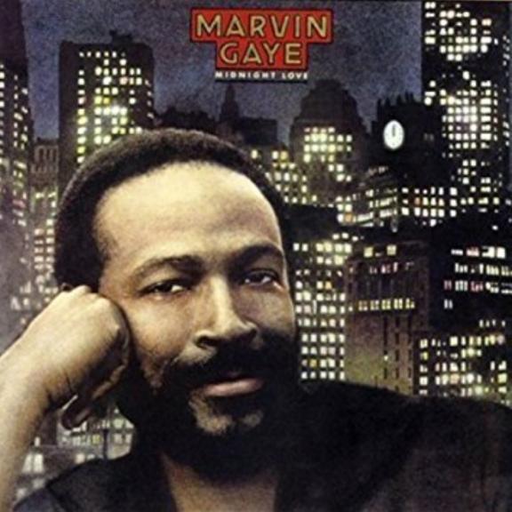 Marvin Gaye Midnight Love LP 2018