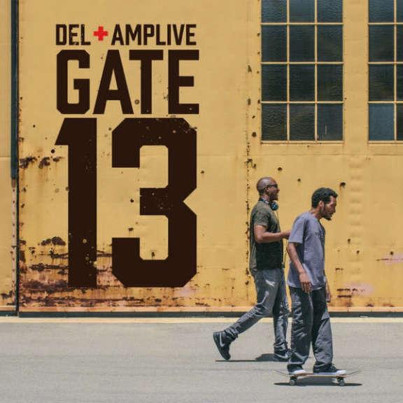 Del + AmpLive Gate 13 LP 2018
