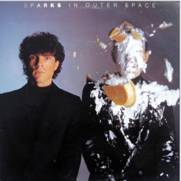 Sparks In Outer Space (Coloured) LP 2018