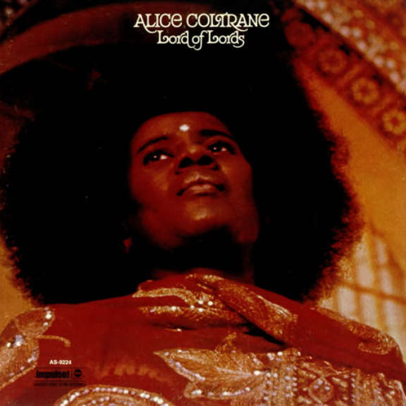 Alice Coltrane Lord of Lords LP 2018