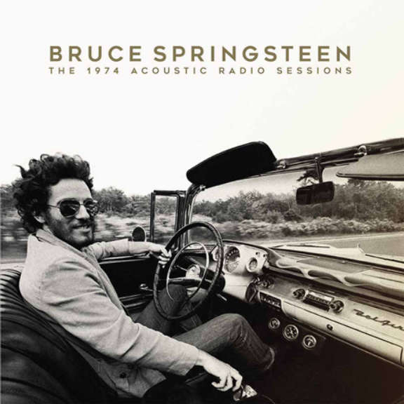 Bruce Springsteen 1974 Acoustic Radio Sessions LP 2018
