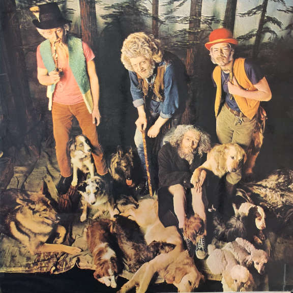 Jethro Tull This Was LP 1968