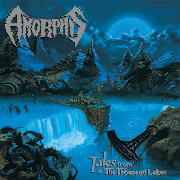 Amorphis Tales From The Thousand Lakes LP 2018