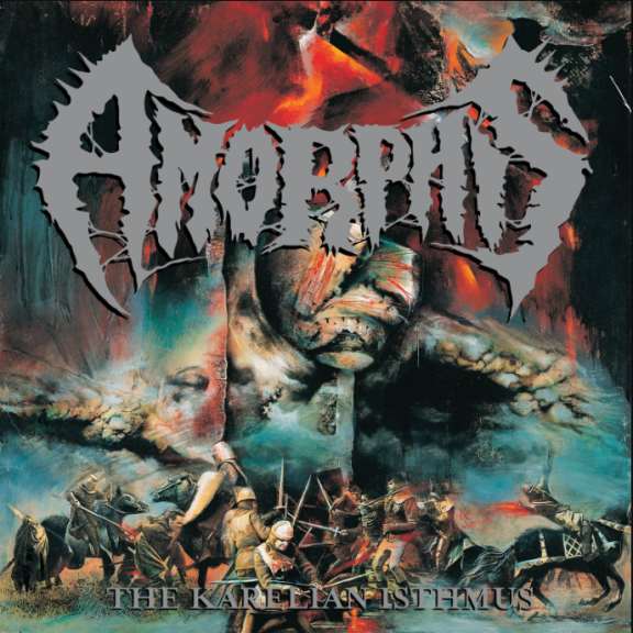 Amorphis The Karelian Isthmus LP 2018