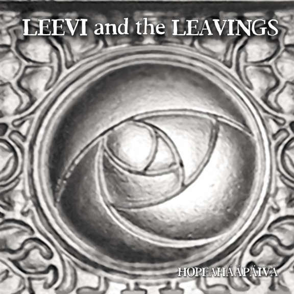 Leevi and the leavings Hopeahääpäivä (silver) LP 2018