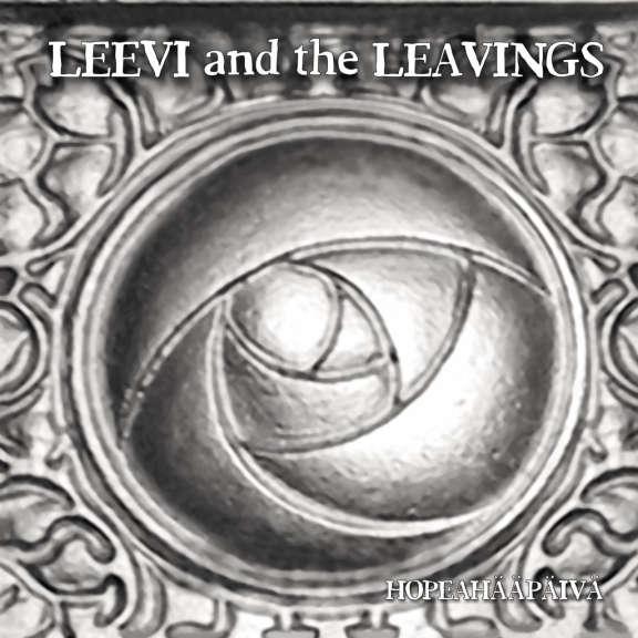 Leevi and the leavings Hopeahääpäivä (silver) LP 2018
