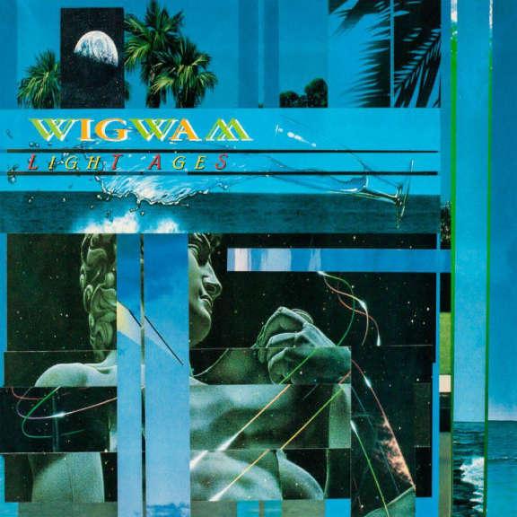 Wigwam Light Ages (blue) LP 0