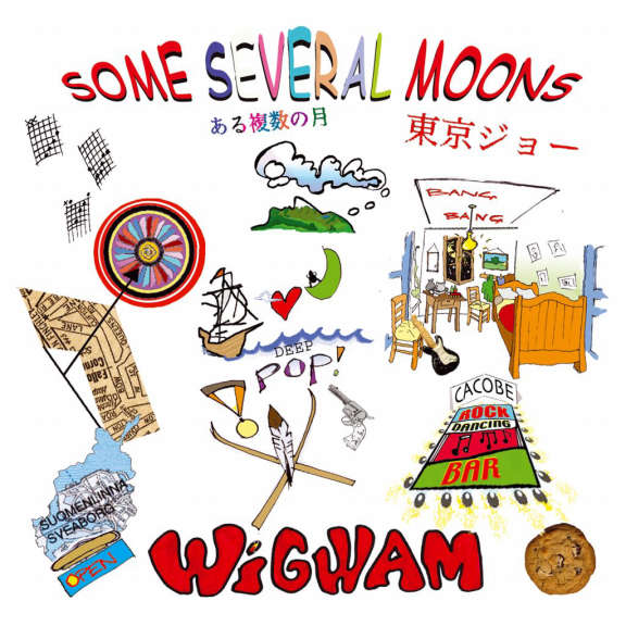 Wigwam Some Several Moons (red) LP 0